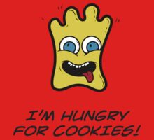 I'M HUNGRY FOR COOKIES Baby Tee