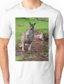 Kangaroos, Whats up Down Under Unisex T-Shirt