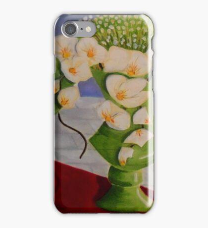 Green Vase iPhone Case/Skin