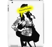 #SpreadTheSelfie 2 iPad Case/Skin