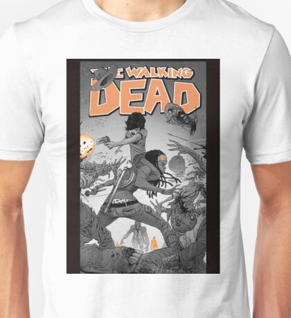 TWD Comic Cover Edit Unisex T-Shirt