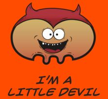 I'M A LITTLE DEVIL Kids Clothes