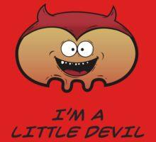 I'M A LITTLE DEVIL Kids Clothes