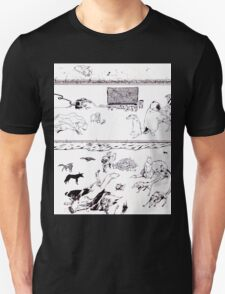 Dog Run T-Shirt