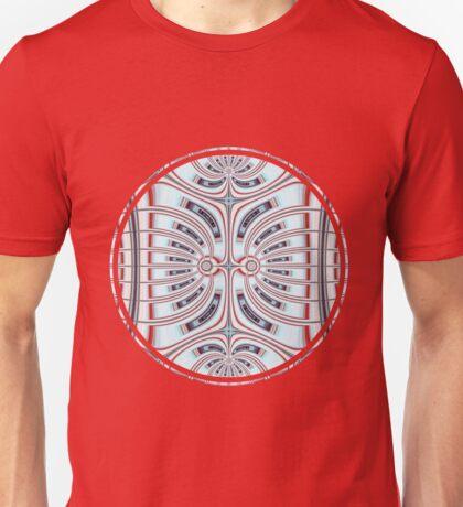 Pastel Kaleidoscope Pattern Unisex T-Shirt
