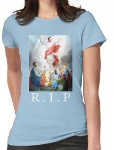 Sam Hinkie RIP Womens Fitted T-Shirt