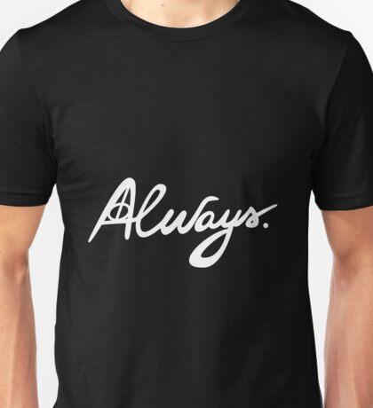 Neverforgetinwhite Unisex T-Shirt