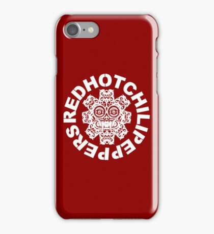 rhcp iPhone Case/Skin