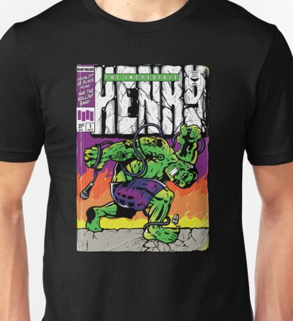 The Incredible Henry Unisex T-Shirt
