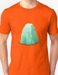 Glitch Harvestable resources rock beryl 1 Unisex T-Shirt