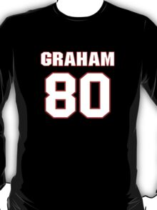 NFL Player Jimmy Graham eighty 80 T-Shirt