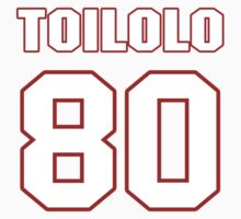 NFL Player Levine Toilolo eighty 80 by imsport