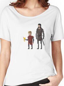 8-Bit TV Tyrion Women's Relaxed Fit T-Shirt