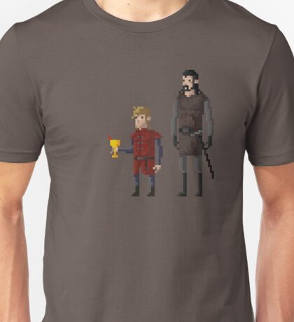 8-Bit TV Tyrion Unisex T-Shirt