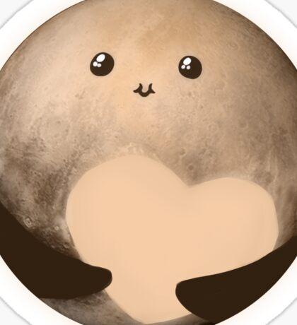 Cutie Pluto Sticker
