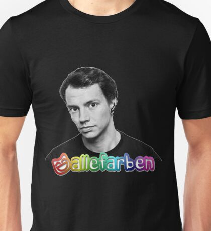 Alle Farben Unisex T-Shirt