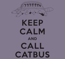 KEEP CALM AND CALL CATBUS Kids Clothes