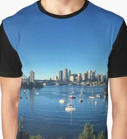 Sydney Beauty Graphic T-Shirt