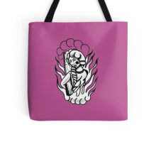 Burn the Witch  Tote Bag