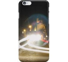 A trick of the lights. iPhone Case/Skin