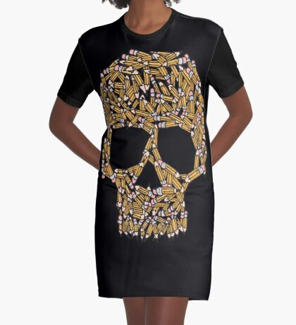 Create Or Die Graphic T-Shirt Dress