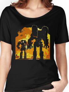 robot jox Women's Relaxed Fit T-Shirt