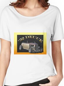 1932 Ford 'Deuce' Roadster Women's Relaxed Fit T-Shirt