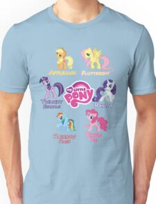 Ponny and Friend Unisex T-Shirt