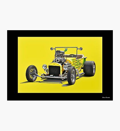 1923 Ford 'Bucket T' Roadster Pickup Photographic Print