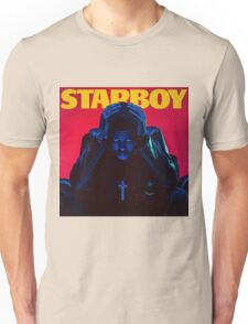 The Weeknd, starboy Unisex T-Shirt