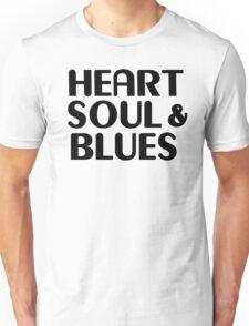 rock blues guitar cool rocker hippie t shirts Unisex T-Shirt