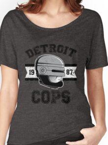 Cops team Women's Relaxed Fit T-Shirt