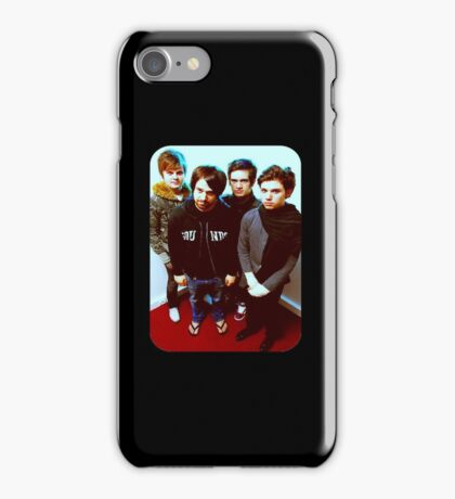 panic at thh disco iPhone Case/Skin
