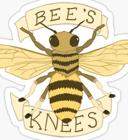 Bee's Knees Sticker