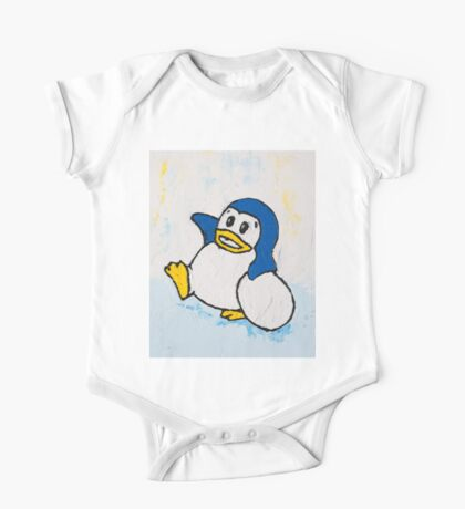 Penguin Land One Piece - Short Sleeve