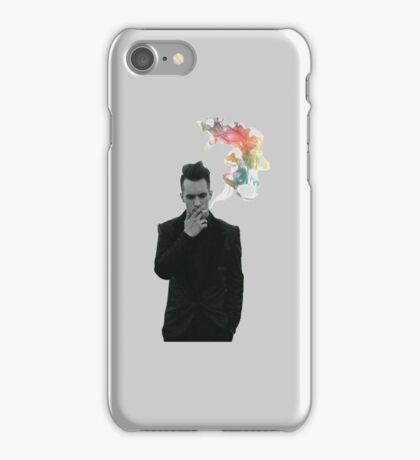panic at the disco iPhone Case/Skin