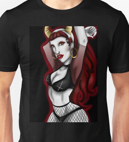 Demon Pinups Unisex T-Shirt