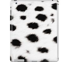 Cheetah Fur Print iPad Case/Skin
