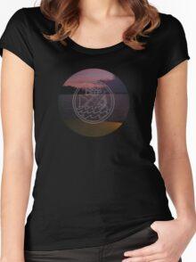 Neck Deep  Women's Fitted Scoop T-Shirt
