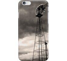 Farm Market Windmill iPhone Case/Skin