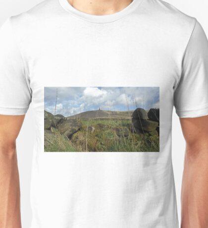 Peaceful scene Unisex T-Shirt