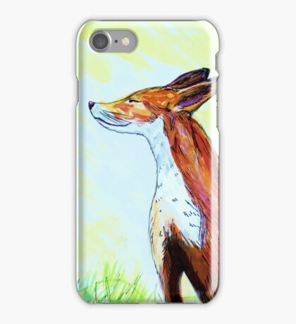 Zen Fox Seth iPhone Case/Skin