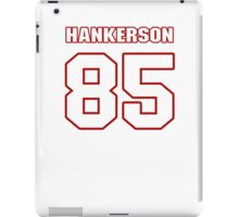 NFL Player Leonard Hankerson eightyfive 85 iPad Case/Skin