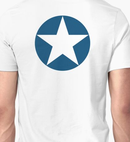 AIR FORCE, SYMBOL, WWII, USA, May 1942, to July 1943 Unisex T-Shirt