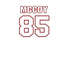NFL Player Anthony McCoy eightyfive 85 Photographic Print