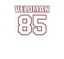 NFL Player Matt Veldman eightyfive 85 Photographic Print