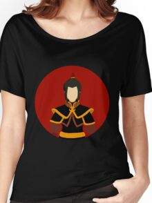 Fire Lord Azula Women's Relaxed Fit T-Shirt