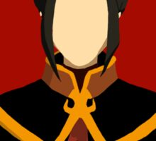 Fire Lord Azula Sticker