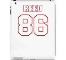 NFL Player Jordan Reed eightysix 86 iPad Case/Skin