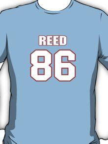NFL Player Jordan Reed eightysix 86 T-Shirt